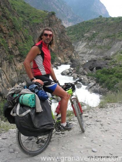 Foto Bicicleta Viaje China