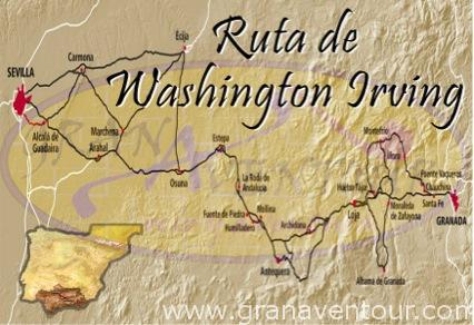 ruta washington irving