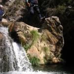 descenso barrancos