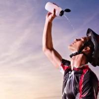 hidratación en el ciclismo
