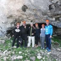 espeleologia granada cueva del agua
