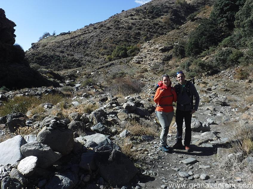 trekking mulhacen
